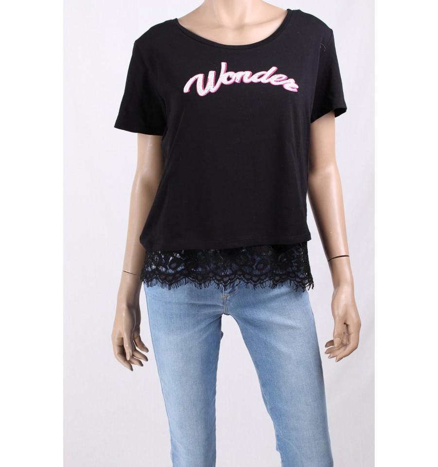T-Shirts With Top Liu Jo - Vestiti Firmati Life Smiles ffb3e46fe28
