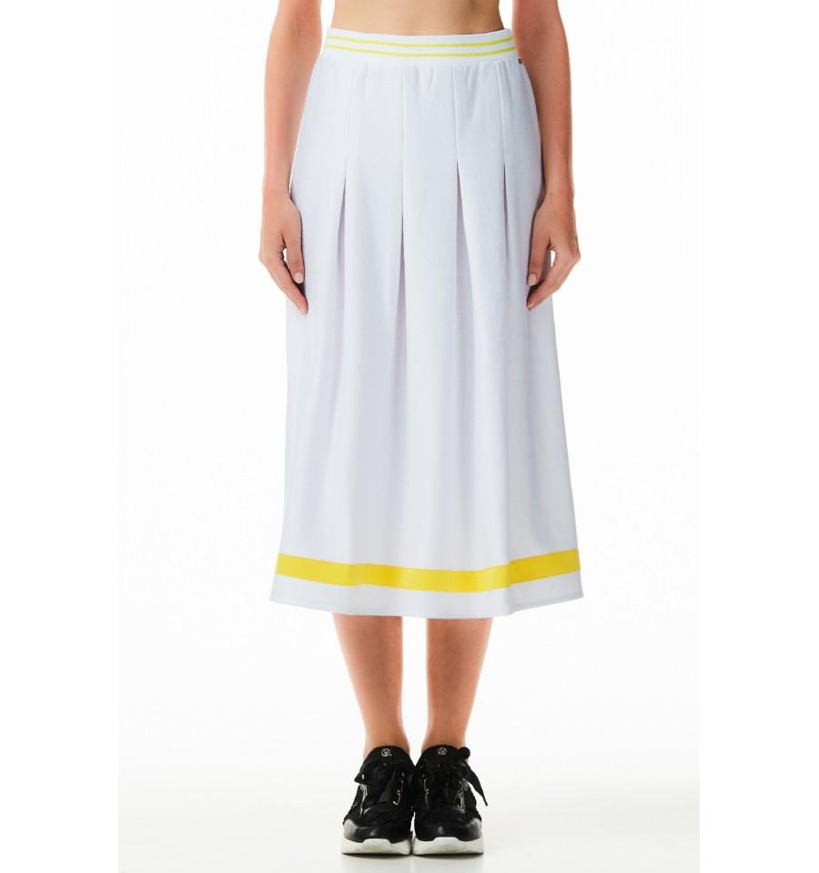 Skirt With Rows Liu Jo - Vestiti Firmati Life Smiles a220102575b