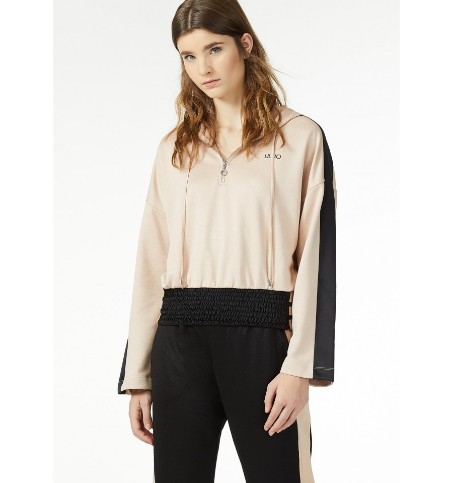 online store 9d6c9 27c03 Sweatshirt Flora Liu Jo