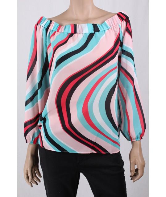 Camicia Multicolor Emme Marella