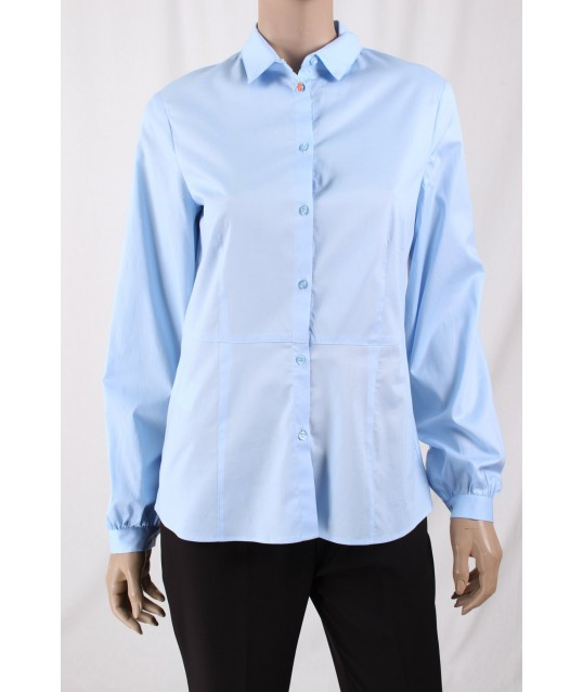 Camicia Tinta Unita D Diana Gallesi
