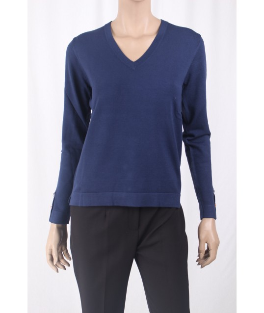 Pullover Solid Color D Diana Gallesi