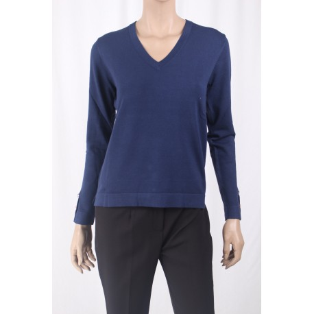 Pullover Solid Color Diana Welsh