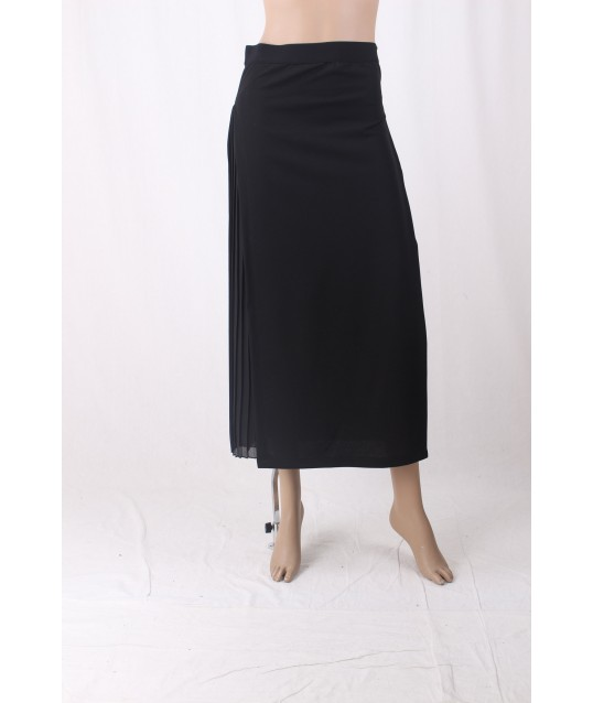 Skirt With Wedges Side Sandro Ferrone