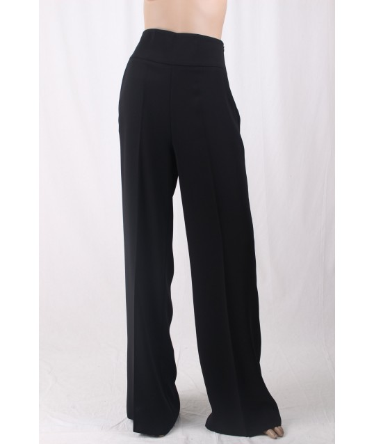 Pantalon Taille Haute Sandro Ferrone