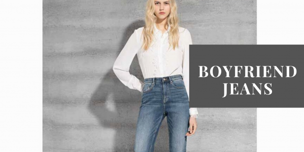 Boyfriend Jeans, between the trends of the winter of 2020