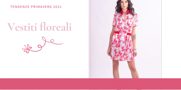 Spring floral dresses: which ones to choose and how to wear them